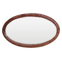 Large Monte Oval Mirror