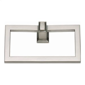 Sutton Place Bath Towel Ring - Brushed Nickel Product Image