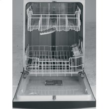 GE Built-In Tall Tub Dishwasher with Front Controls