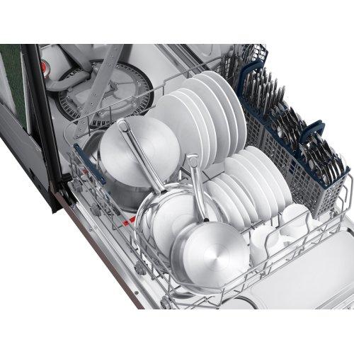 StormWash 48 dBA Dishwasher in Tuscan Stainless Steel