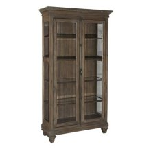 Turtle Creek Display Cabinet