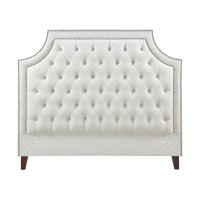 Jasmine Champagne (Natural) Queen Headboard 5/0 Product Image