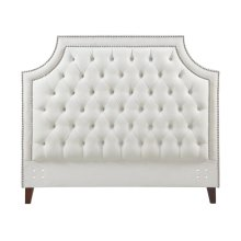 Jasmine Champagne (Natural) Queen Headboard 5/0