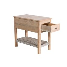 Accent Table, Available in Grey Wash or Royal Oak Finish.