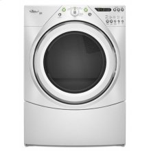 White-on-White Duet® Super Capacity Plus Electric Dryer (This is a Stock Photo, actual unit (s) appearance may contain cosmetic blemishes. Please call store if you would like actual pictures). This unit carries our 6 month warranty, MANUFACTURER WARRANTY and REBATE NOT VALID with this item. ISI 34358