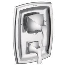 Voss chrome posi-temp® with diverter valve trim