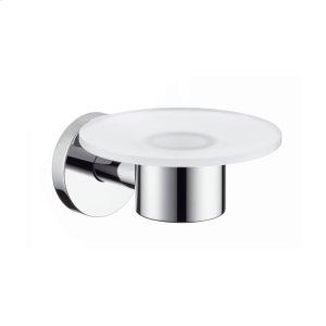 Chrome Soap Dish Product Image