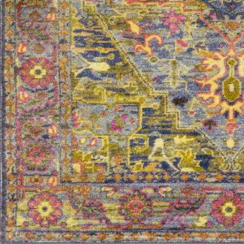 "Silk Road SKR-2305 5'3"" x 7'3"""