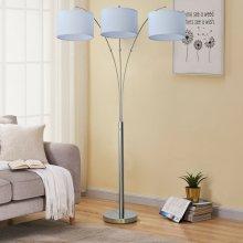 2821 3-Headed Floor Lamp