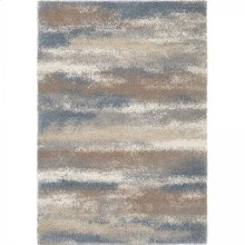 Brookfield Contemporary 8x10 Area Rug in Multi-Color