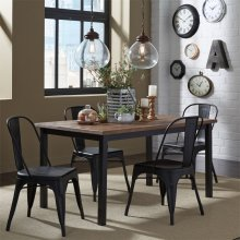 Opt 5 Piece Rectangular Table Set