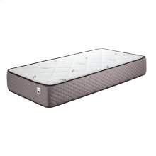 "F8266T / Cat.19.p136- TWIN BLUE GEL MATTRESS 10""H"