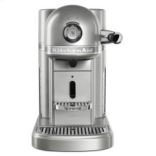 Nespresso® Espresso Maker by KitchenAid® - Sugar Pearl Silver