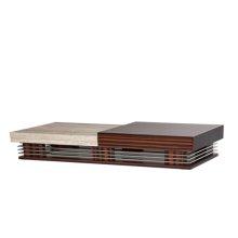 Sergio T V Cabinet (2 pc) Set