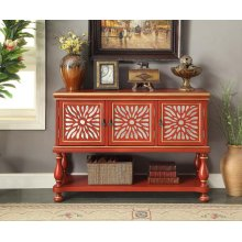 Anthology Rosie Red Console