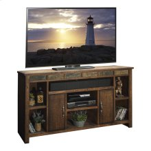 """Old West 65"""" TV Console"""