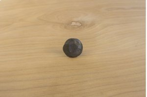 """Unfinished 10 Pack 0.75"""" Round Decorative Nail Clavos Product Image"""