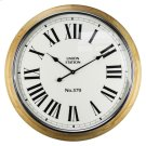 Union Station Wall Clock Product Image