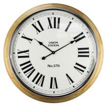 Union Station Wall Clock