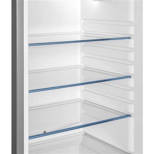 10.2-Cu.-Ft. Bottom Mount Refrigerator