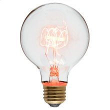 G80 23 Anchors 40w E Light Bulb  Clear