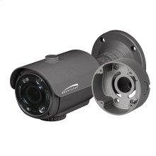 HD-TVI 2MP Flexible Intensifier® Technology Bullet Camera with Junction Box, 2.8-12mm motorized lens, Dark Gray Housing