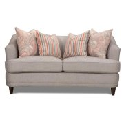 Platinum Loveseat Product Image