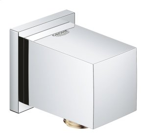 Euphoria Cube Shower Wall Union, 1/2 Product Image