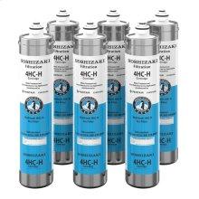 H9655-06, Water Filter Cartridge - 6 Pack