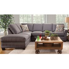 3700 Grey Sectional