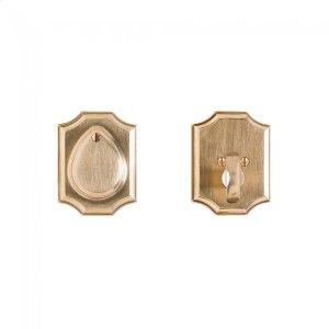 Bordeaux Dead Bolt - DB30890 Silicon Bronze Brushed Product Image