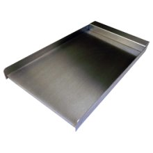 "12"" Drop-In SS Griddle Plate"