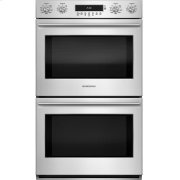 "Monogram 30"" Electronic Convection Double Wall Oven Product Image"