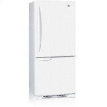 Bottom-Freezer Refrigerator with Swing Freezer Door and Ice Maker (19.7 cu.ft.)