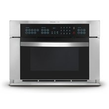 Built-In Microwave with Drop-Down Door