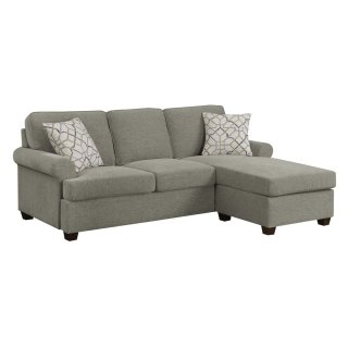 Tranquility Sleeper Reversible Sectional