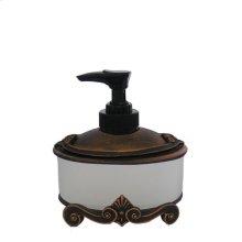 Corinthia Small Dispenser