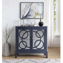 Anthology Aegean Blue 2-Door Chest