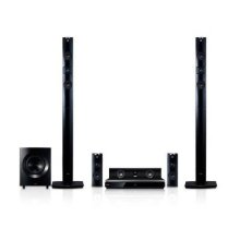 3D-Capable 9.1 Ch Aramid Fiber Blu-ray Disc Home Theater System with Smart TV
