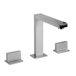 """Three hole washbasin mixer - Spout height 6-1/4"""" and projection 5-5/8"""" Product Image"""
