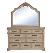 Monterey 10 Drawer Dresser in Sandcastle Beige Product Image