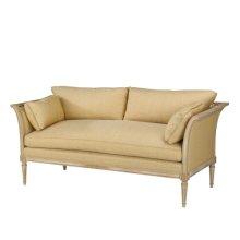 Cara Sofa - Cushion Back & 2 Pillows