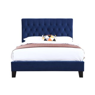 Amelia Full Bedframe Navy