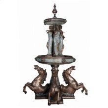 Two teir celebration fountain
