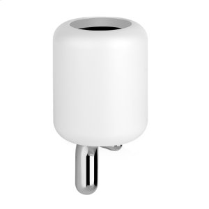 SPECIAL ORDER Wall-mounted holder - white Gres Product Image