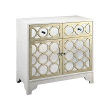 Sitka 2-Drawer, 2-Door Cabinet