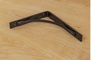 """8"""" x 10"""" Black 5""""-10""""-12"""" Shelf Bracket 875150 Product Image"""
