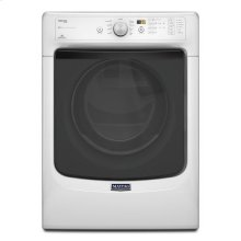 Maytag® Maxima® Front Load Gas Dryer with Refresh Cycle with Steam - 7.3 cu. ft. - White
