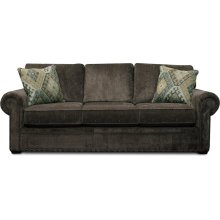 Simplicity Brett Sofa with Nails 2255N