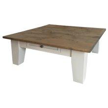 Cambridge Coffee Table; Tapered Leg